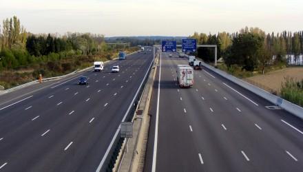 autoroute 110 km/f