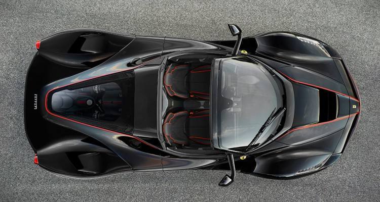 La La Ferrari Spider