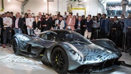 Aston Martin hypercar