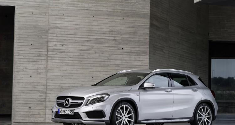 Mercedes se prépare à lancer une marque électrique