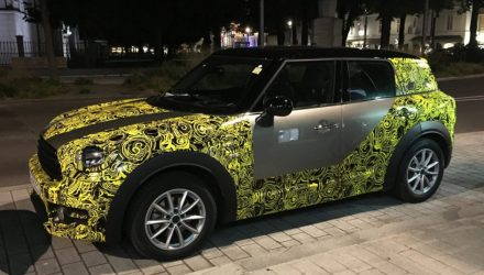 bmw mini countryman ii