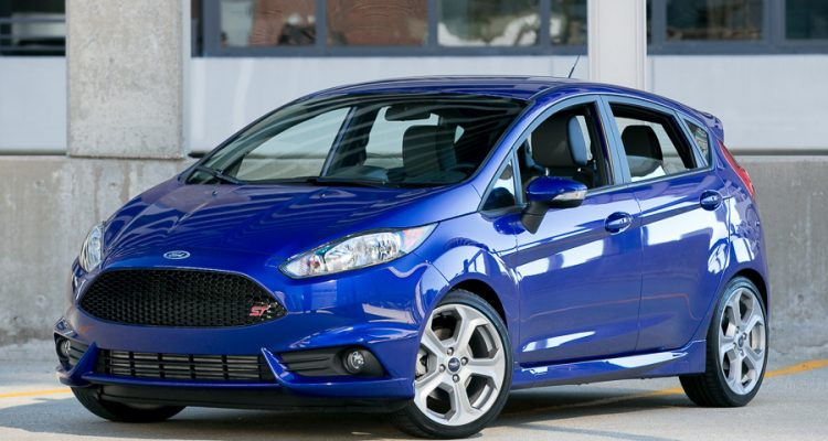 ford fiesta st 5 portes