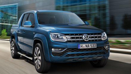 Nouvel Amarok Volkswagen