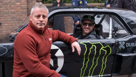 top gear ken block matt leblanc