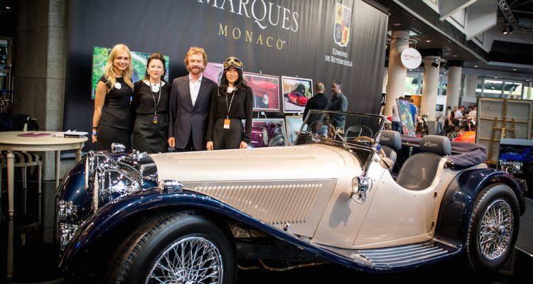 Le salon Top Marques Monaco dévoile un programme prestigieux