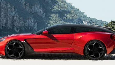 Aston Martin Zagato Break