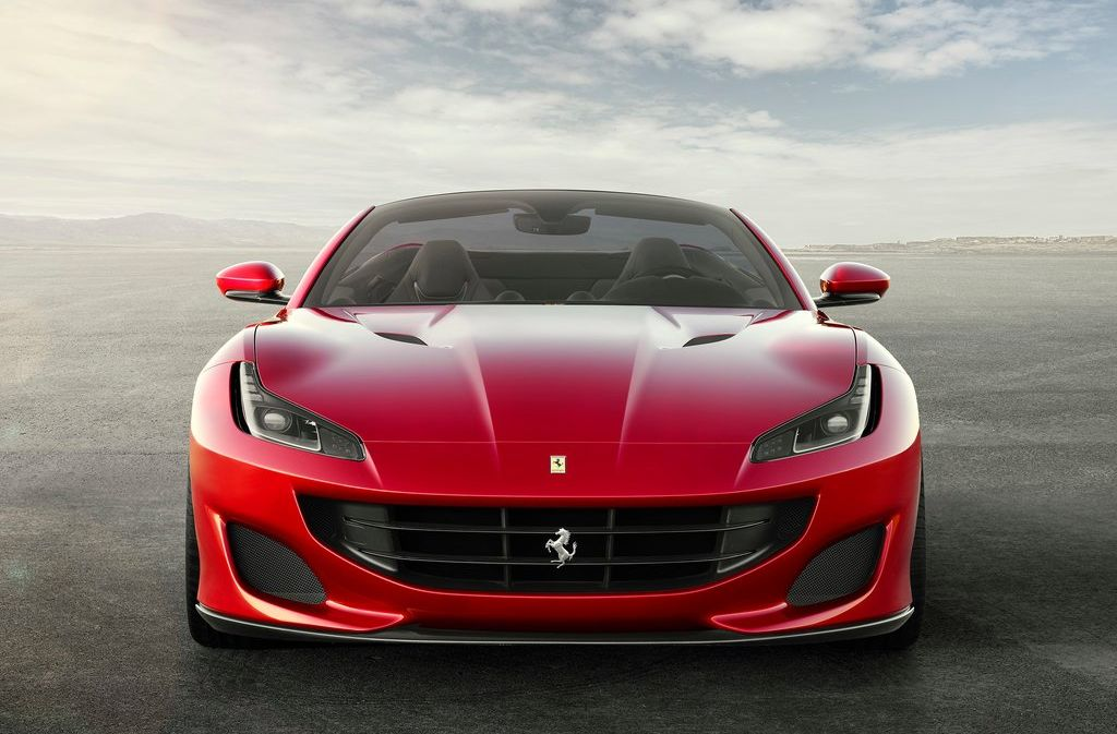 ferrari portofino 2018 le mag auto prestige. Black Bedroom Furniture Sets. Home Design Ideas