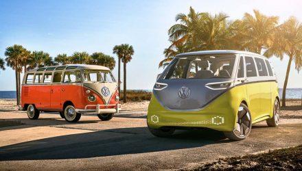 Volkswagen Combi électrique