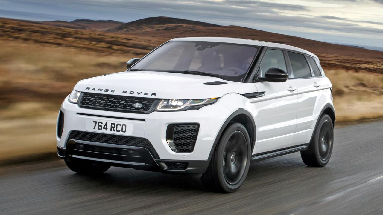 range rover evoque 3e v hicule le plus vol en france derri re la smart le mag auto. Black Bedroom Furniture Sets. Home Design Ideas