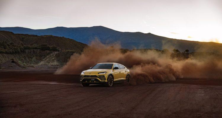 Lamborghini mise gros sur l'Urus et pense rallye-raid