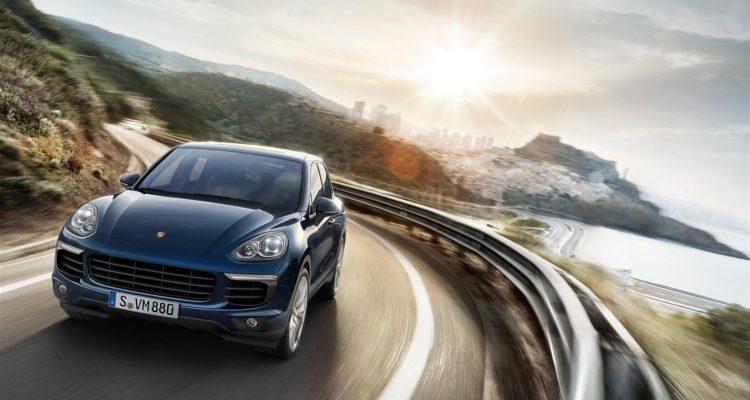 Dieselgate des Porsche Cayenne bannis des routes suisses !