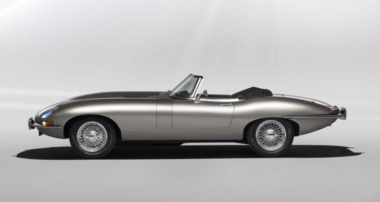 La Jaguar Type E de retour... en électrique !