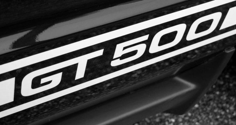 La nouvelle Ford Mustang Shelby GT500 pointe le bout de son nez