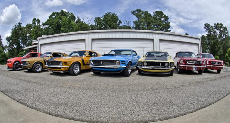Ford Mustang, un cap franchi et un report annoncé