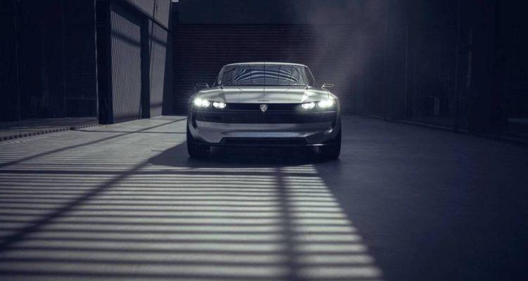 Peugeot et Focal main dans la main pour la e-Legend Concept