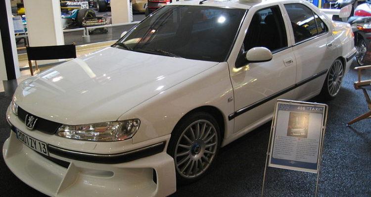 taxi 2 la peugeot 406 est vendre sochaux base du lion le mag auto prestige. Black Bedroom Furniture Sets. Home Design Ideas