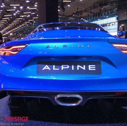 Vers une nouvelle Alpine A110 ?