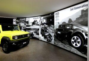 Mondial de l'Auto, le Suzuki Jimny fait son retour !