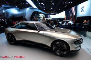 Peugeot e-Legend Mondial 2018