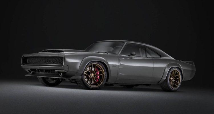 Sema Show : Dodge et Mopar présentent le Hellephant, un moteur de 1000cv !