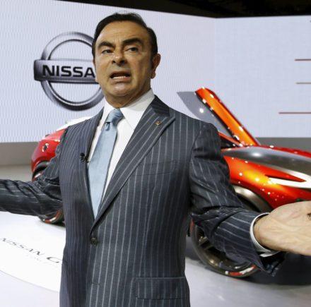 Carlos Ghosn, la fin d'un mythe chez Renault-Nissan