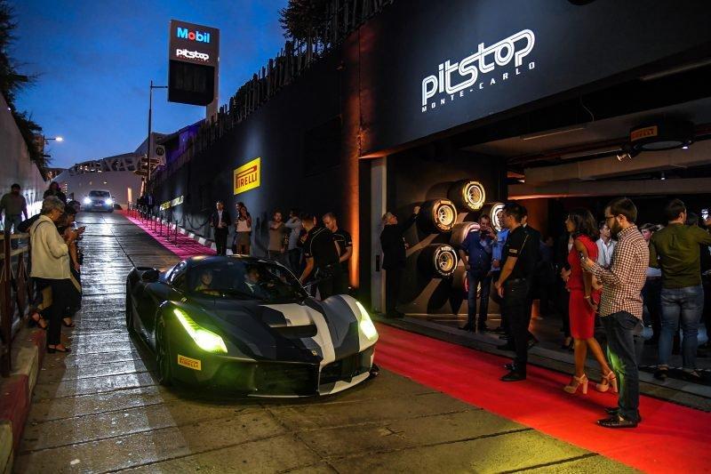 monaco pirelli s 39 offre une boutique aux abords du circuit de formule 1 le mag auto prestige. Black Bedroom Furniture Sets. Home Design Ideas