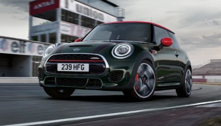 "La Mini JCW de retour en version plus ""écolo"""