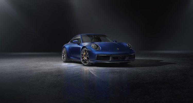 La nouvelle Porsche 911 se dévoile !