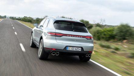 Un nouveau SUV sportif, le Porsche Macan S !