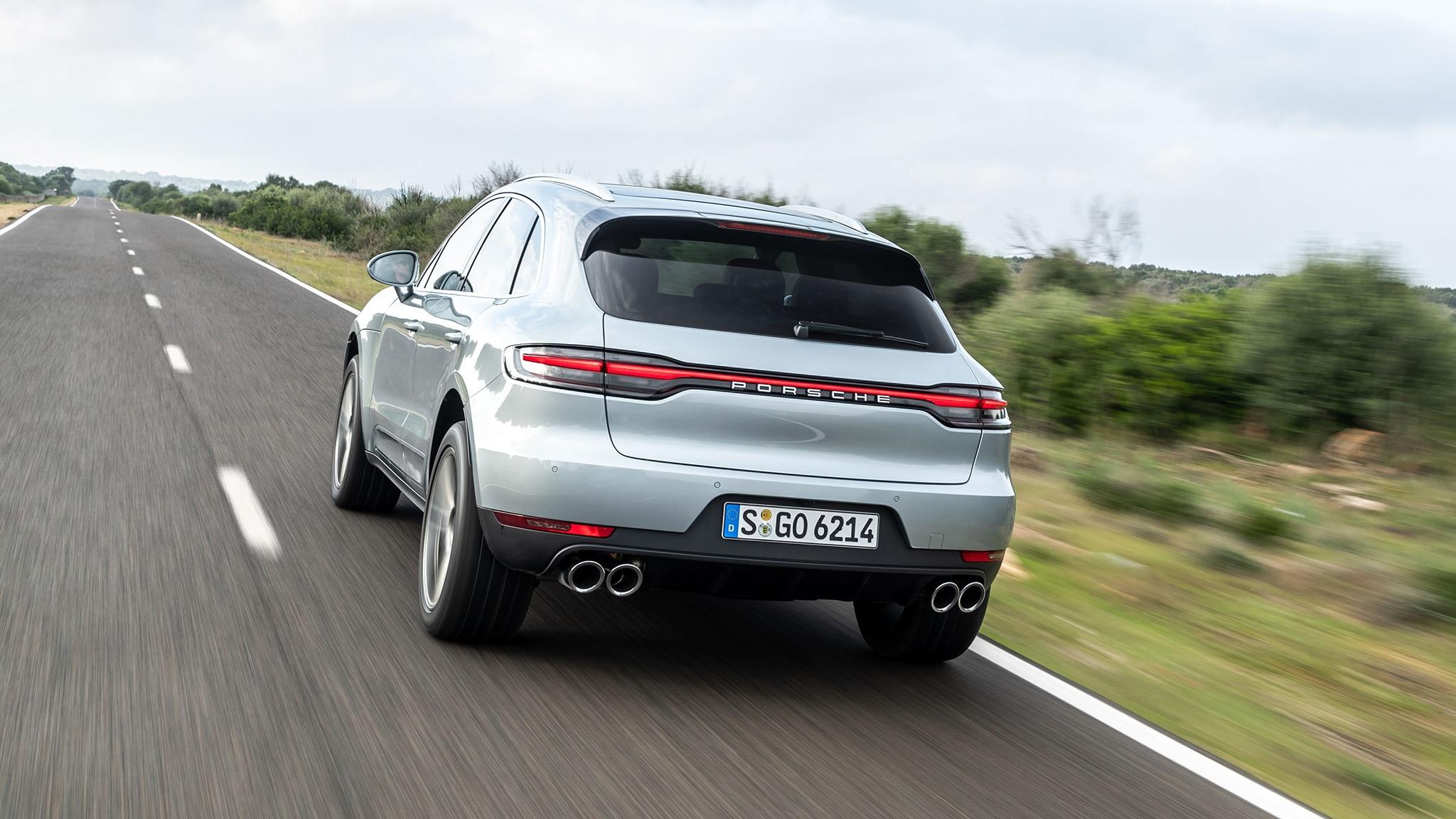 Un Nouveau Suv Sportif Le Porsche Macan S Le Mag Auto Prestige