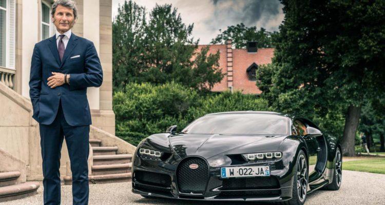 Bugatti ne succombera pas à la mode du SUV !