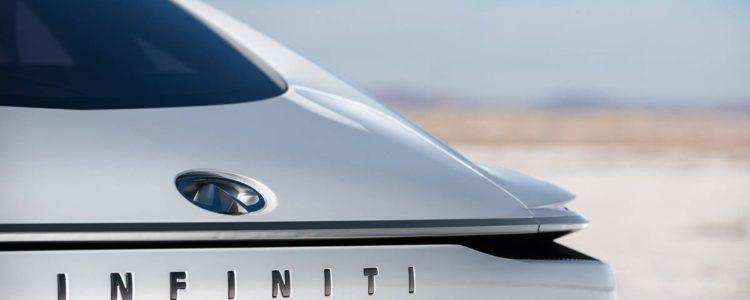 Infiniti QX Inspiration, un SUV électrique à Detroit