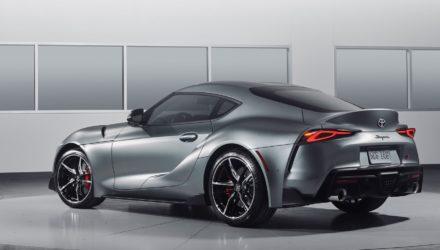Toyota Supra 2019, trop BMW Z4 pour séduire