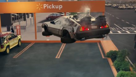 Walmart, les voitures stars vont au Drive