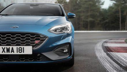 Nouvelle Ford Focus ST, la puissance à l'état pur.