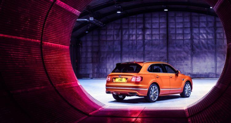 Salon de Genève Bentley Bentayga Speed, le SUV le plus rapide au monde !