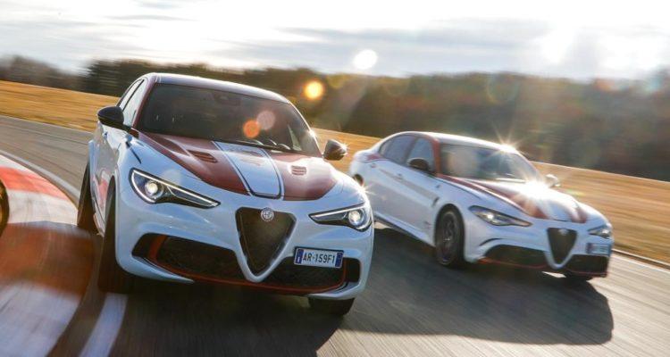 Salon De Genève Les Alfa Giulia Et Stelvio à Lheure De La Formule