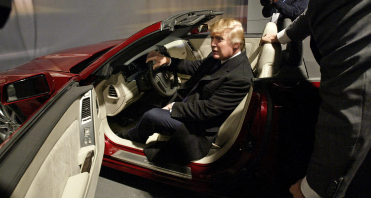 Donald Trump et les américains ne croient pas aux véhicules autonomes !