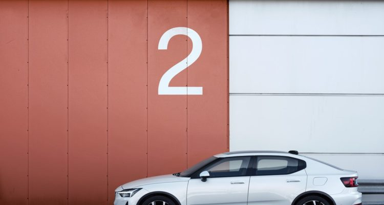 Volvo détaille la Polestar 2 au Salon de Genève