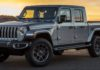 Jeep Gladiator, la sortie européenne confirmée !