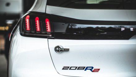 La nouvelle Peugeot 208 se décline...en 208 R2 Rallye
