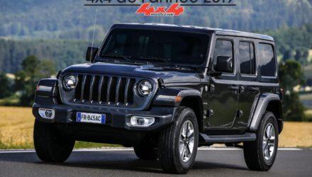 Jeep Wrangler 4x4 OTY