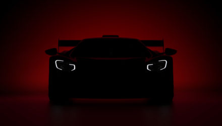 Ford GT Goodwood teaser