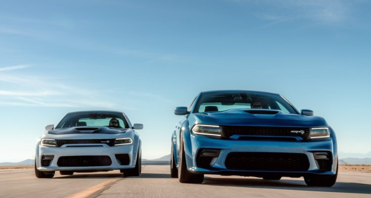 La Dodge Charger Widebody prête à enflammer la route