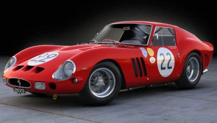 La Ferrari 250 GTO est désormais une œuvre d'art !