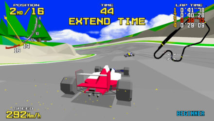 Virtua Racing 2019