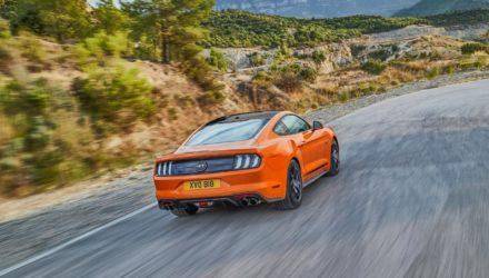 Ford annonce une édition spéciale pour les 55 ans de la Mustang