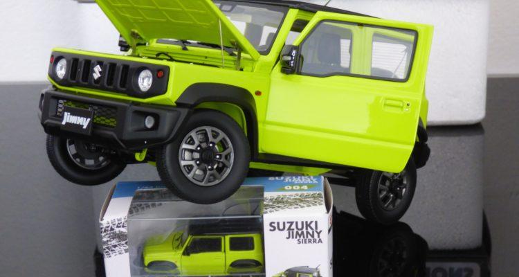 BM Créations, des Suzuki Jimny au 118e et au 164e séduisants !