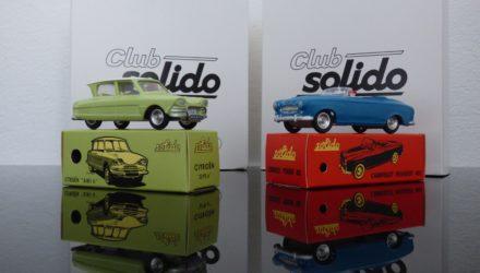 Club Solido un retour aux saveurs de Série 100 !