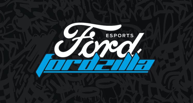 """Ford """"Fordzilla"""" Logo"""